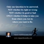Vijay Parthasarathy Quotes